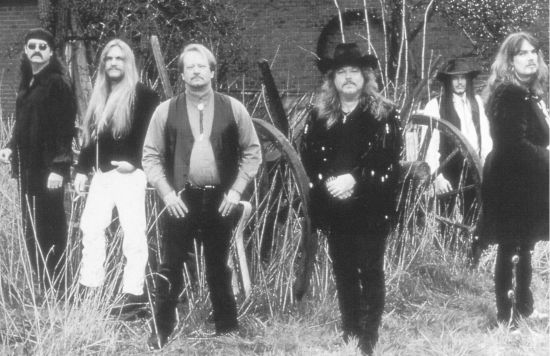 Molly Hatchet: Flirting With Disaster